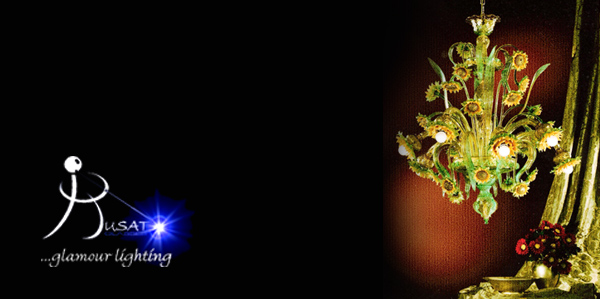 Vetreria Busato Glasses - lampadari di Murano