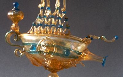 Vetreria Busato Glasses - acquareccia veneziana