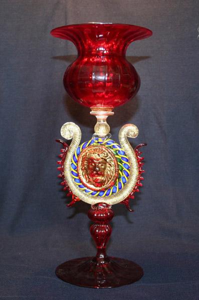 Vetreria Busato Glasses - calice veneziano