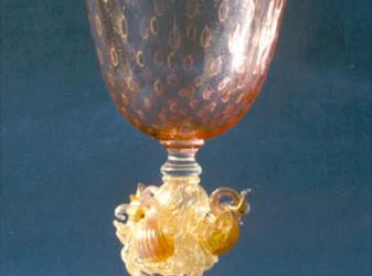Vetreria Busato Glasses - Calice Murano Veneziano
