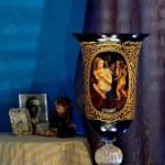 Vetreria Busato Glasses - vaso decorato