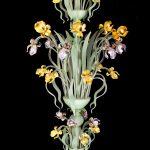 Piantana Iris colorati