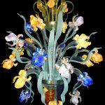 Lampadario Iris Van Gogh EVO