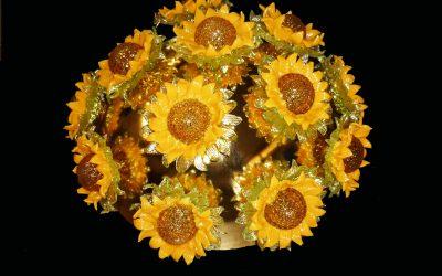 Lampada Iris Van Gogh